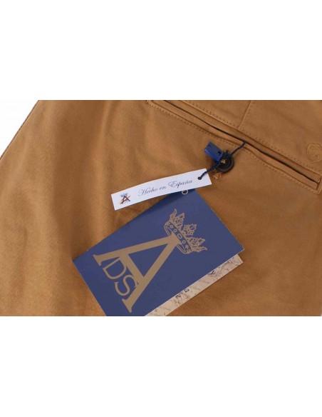 Pantalón Sport de Hombre en Mostaza
