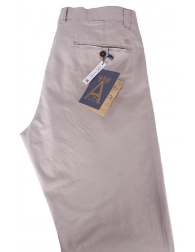 Casual Trousers - Beige