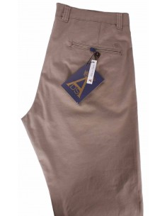 Casual Trousers - Camel