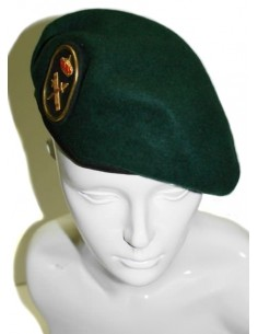 Civil Guard Beret - Green