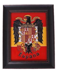 Aguila de San Juan tile