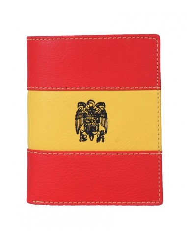 San Juan Eagle Spanish Flag Wallet