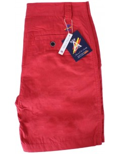 Casual Short Pants - Red