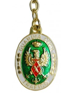 Keychain Guardia Civil Traffic