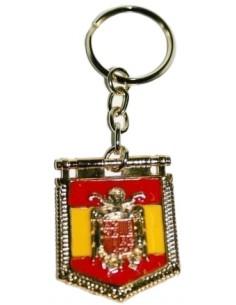 Llavero Banderín Franco y Águila San Juan