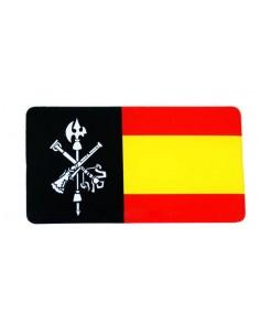 Pegatina Relieve Legión Española