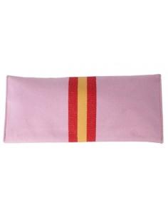 Cartera de Mano Rosa Bandera España