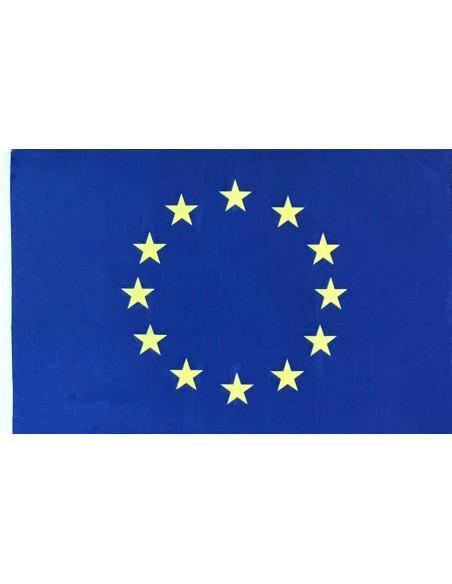 Bandera Unión Europea Exterior