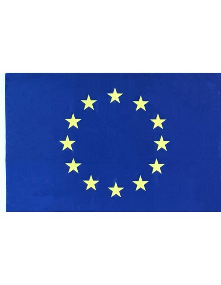 Standar European Union Outdoor Flag