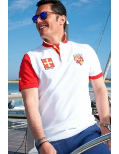 Alfonso X Polo Shirt - White