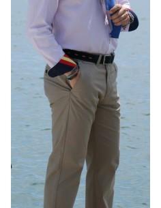 Pantalón Sport de Hombre en Camel