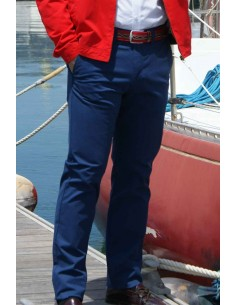 Sport Trousers - Marine Blue