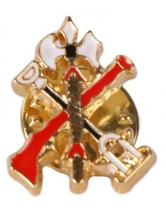 Enamel Legion Pin