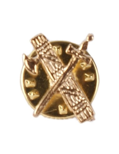 Pin Guardia Civil Silueta