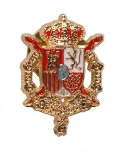Spanish Royal House Pin