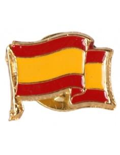 Wavy Pin Spain Esmaltetado