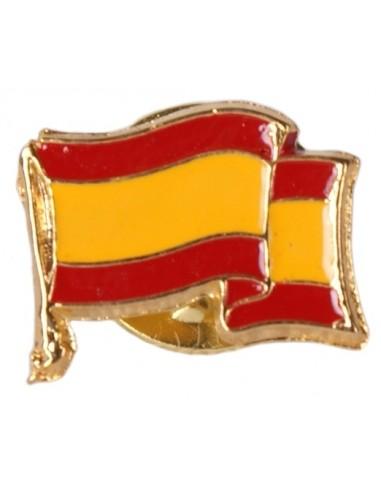 Spanish Waving Flag Pin