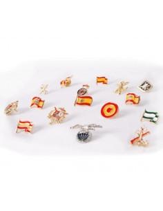 Spanish Royal House Pin