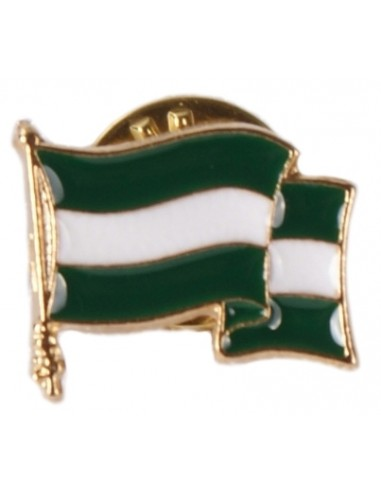 Andalusia Waving Flag Pin