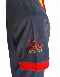 Polo Felipe VI Para Hombre
