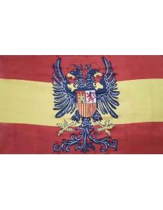 Bandera Águila Bicéfala y Cruz Céltica