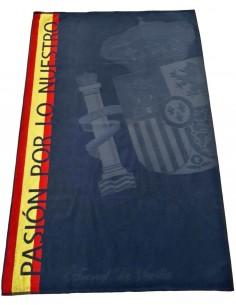 Toalla Playa o Piscina Bandera España