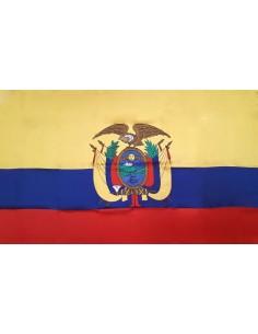 Bandera República del Ecuador