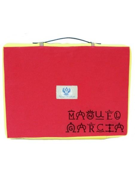 Almohadilla Capote - Rosa Personalizada