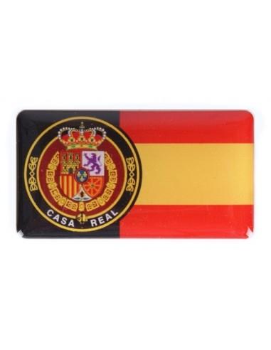 Spanish Royal House Flag Sticker