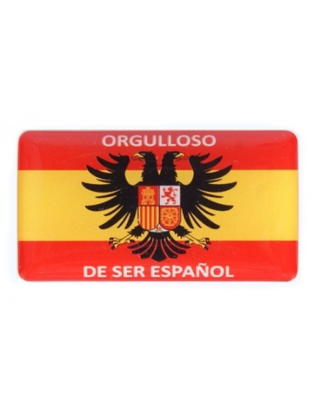 Proud to be Spanish Sticker