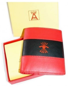 Wallet Flag Falange with Pocket
