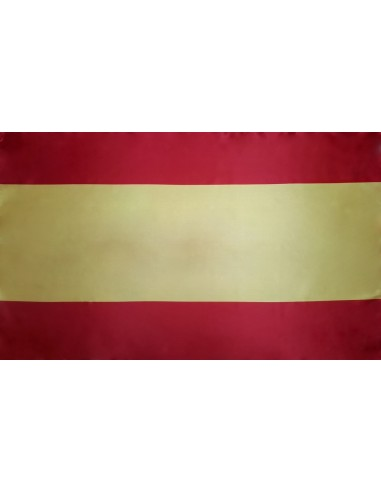 Standar Spain Flag Without Shield