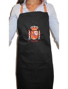 Spanish Emblem Apron