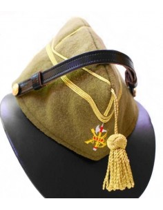 Chapiri Oficial Legión