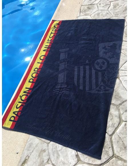 Toalla de Playa Bandera de España