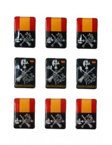 Legión Pack Mini x9 Relieve