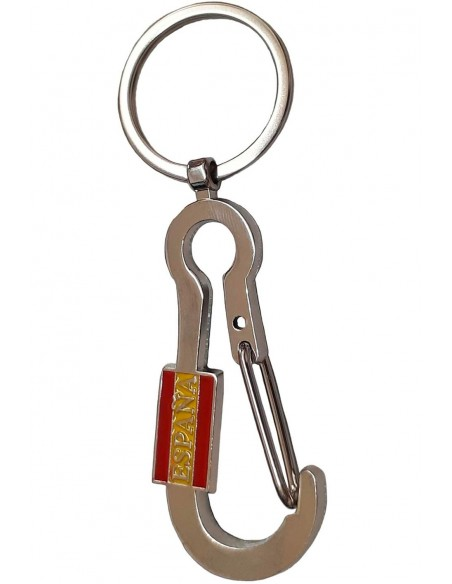 Carabiner Keychain Spain