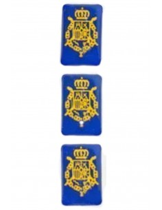 Spanish Royal House Stickers Mini
