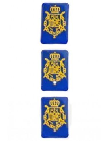 Pegatina Casa Real Relieve Mini