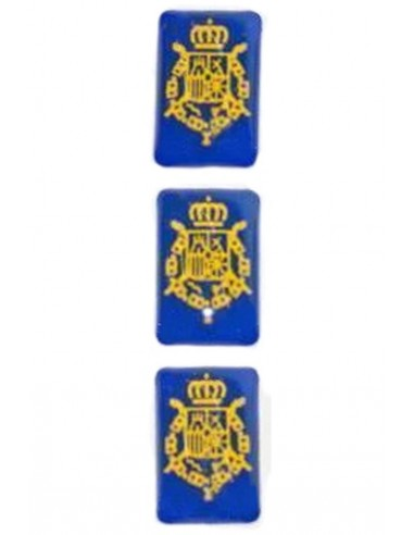 Spanish Royal House Stickers Mini
