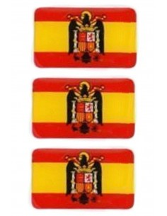 San Juan Eagle Sticker Relief Mini
