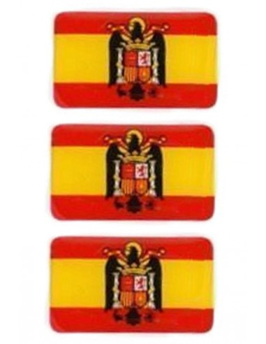 Pegatina Águila San Juan Relieve Mini