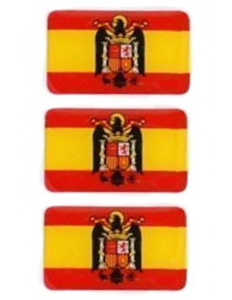 San Juan Eagle Sticker Relief Mini