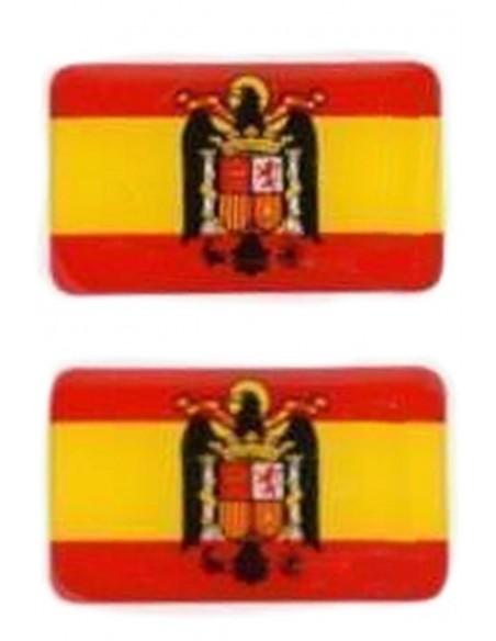 Pegatina Águila San Juan Relieve x2