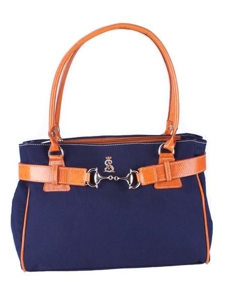 AdS Bag - Navy Blue