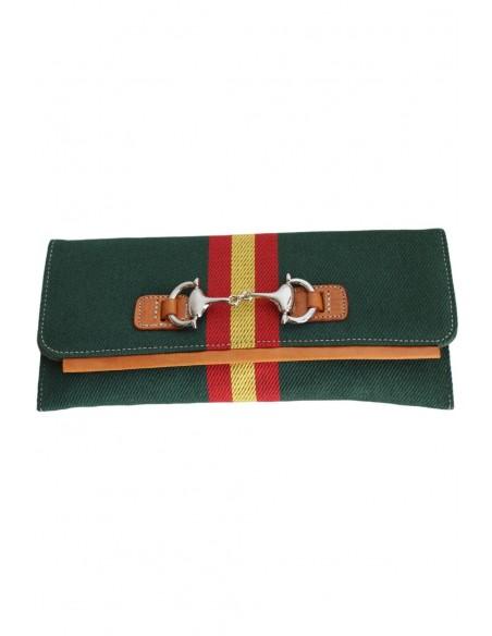 Clutch Bag - Red