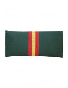 Cartera de Mano Verde Bandera España
