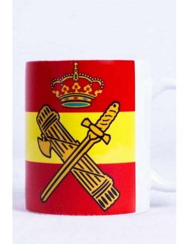 Taza Guardia Civil