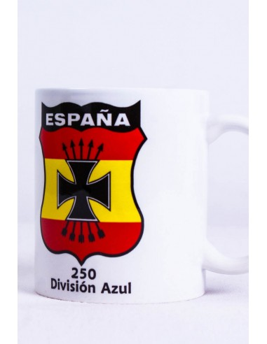 Spanish Blue Division Mug