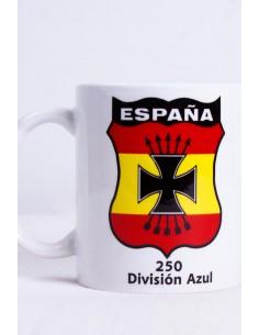 Taza División Azul